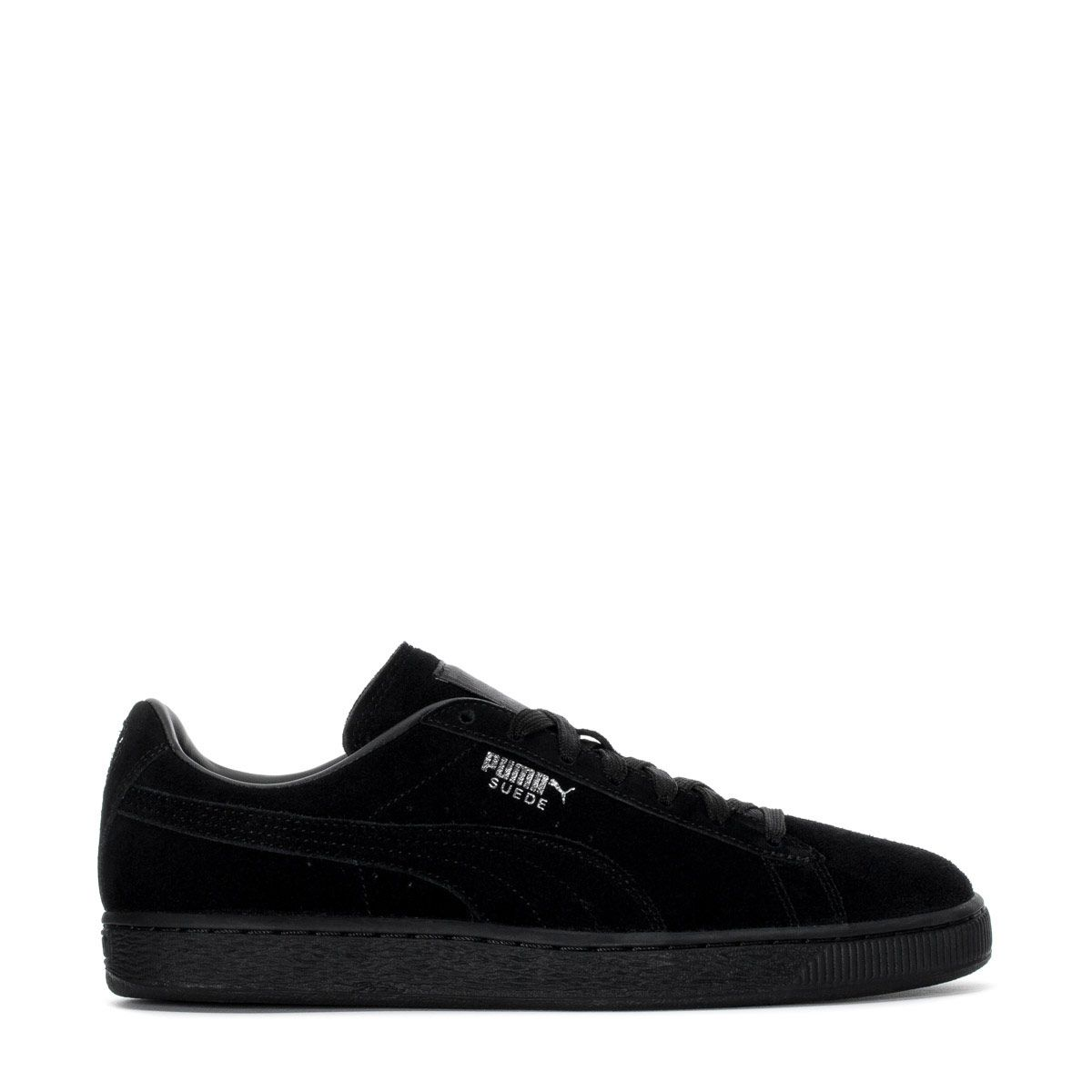 black puma shoes mens