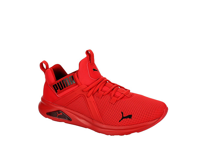 puma shoes red