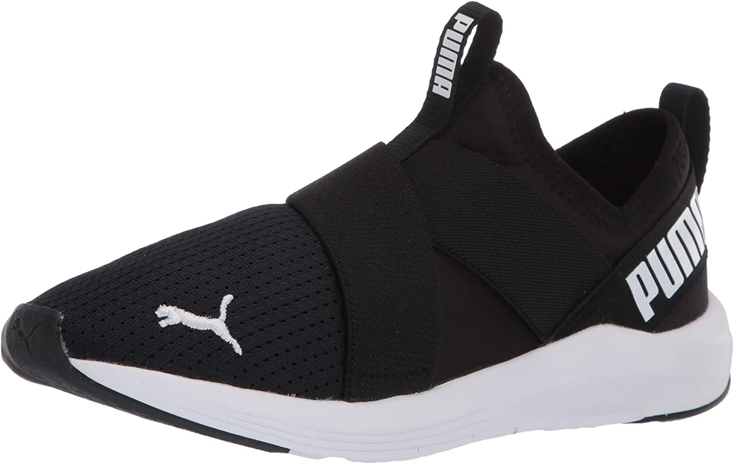 slip on puma sneakers