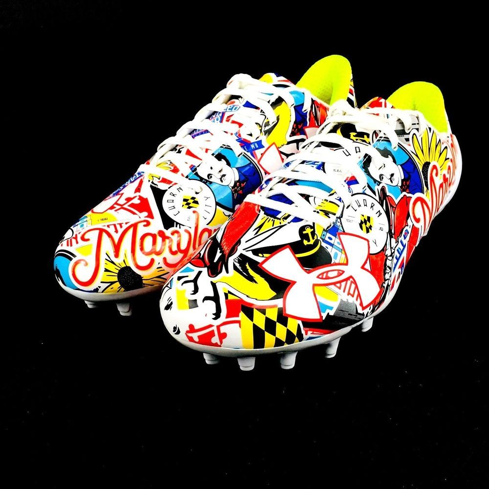 under armour custom football cleats